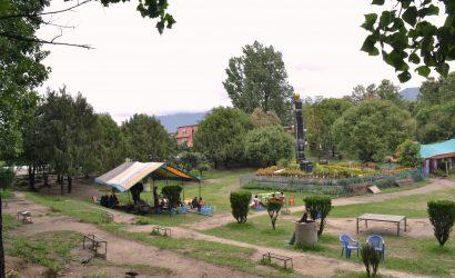 Shankha Park Kathmandu