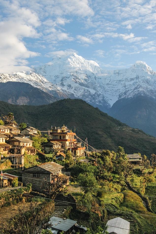 Namo Buddha Monastery Kathmandu